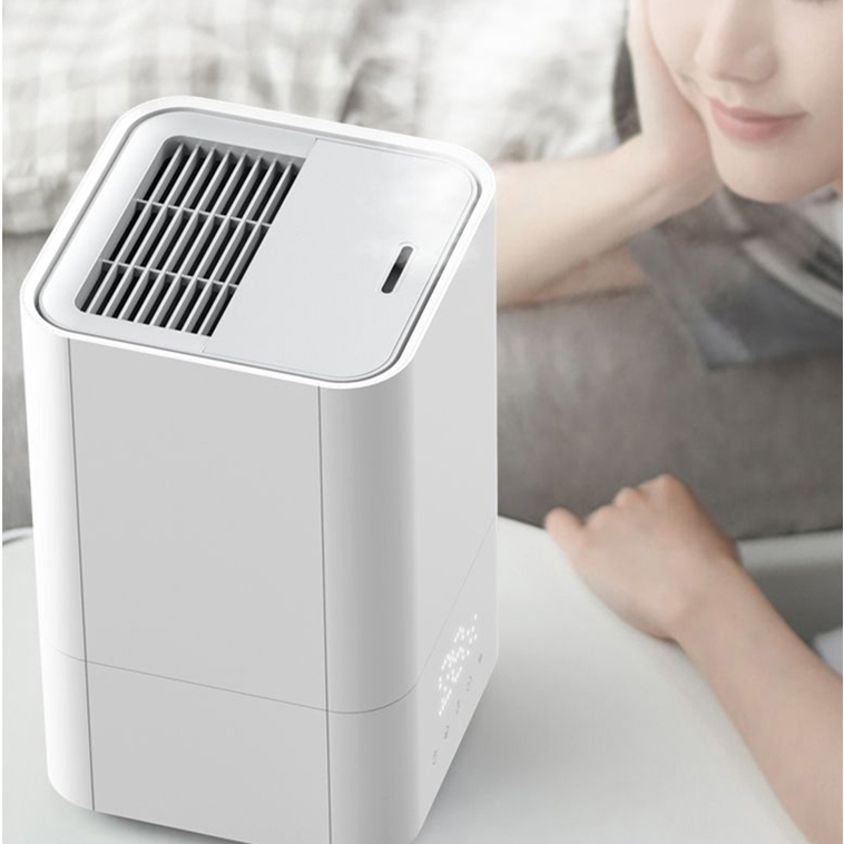 5L Ultrasonic Top Filling Water Industrial Stand Disinfect Sterilize Cool Hot Warm Mist Humidifier